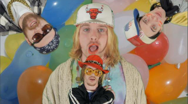 Gnar Wave Rangers / Red Francis / Shah Jahan / Cavern Sounds @ The Burlington Chicago – July 24th, 2015