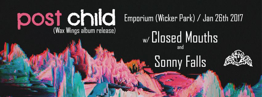 POST CHILD Album Release at Emporium (Wicker Park)