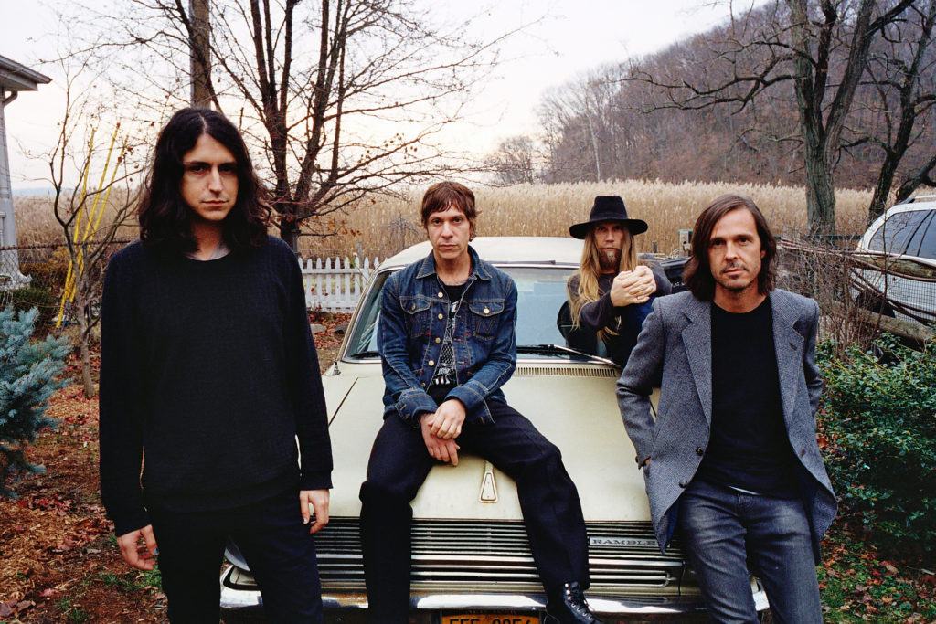 Stream Dead Heavens new album