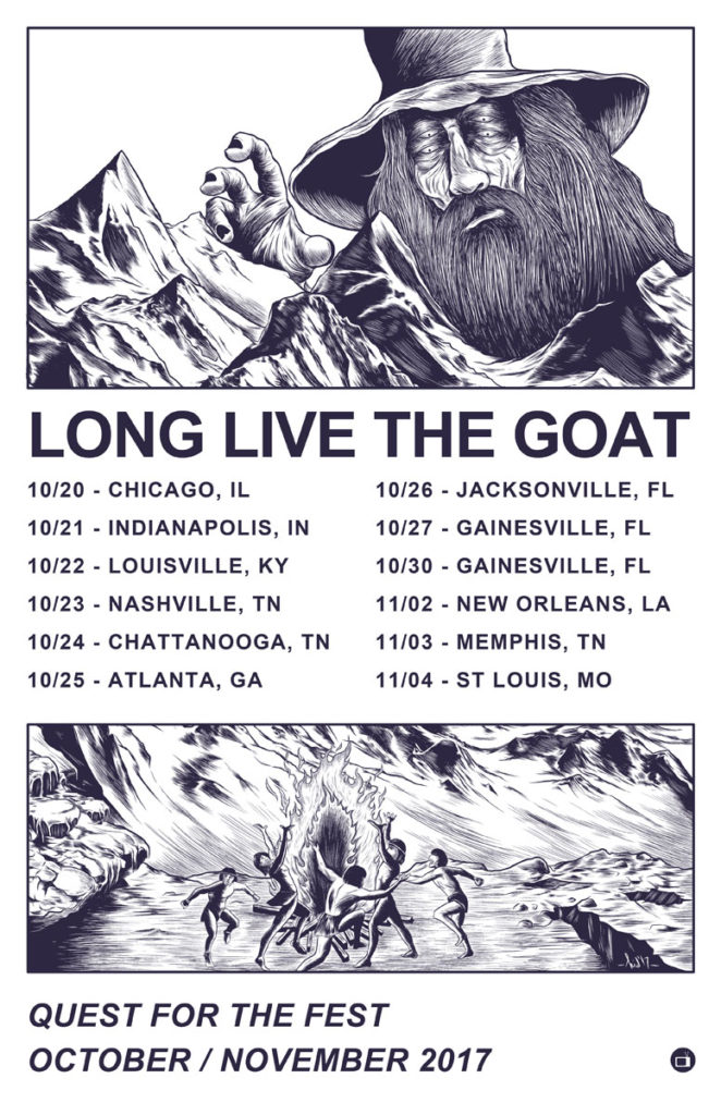 Long Live The GOAT - Quest For The Fest