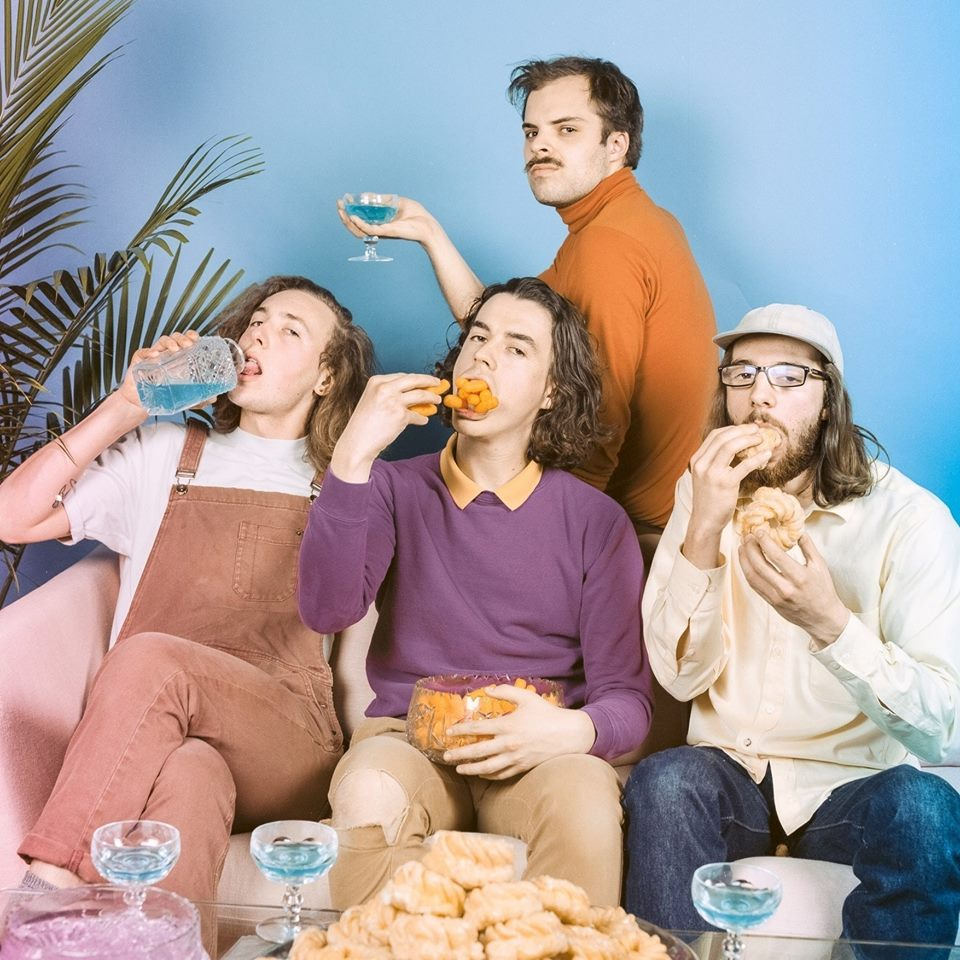 Peach Pit in Chicago Oct. 16th, 2017