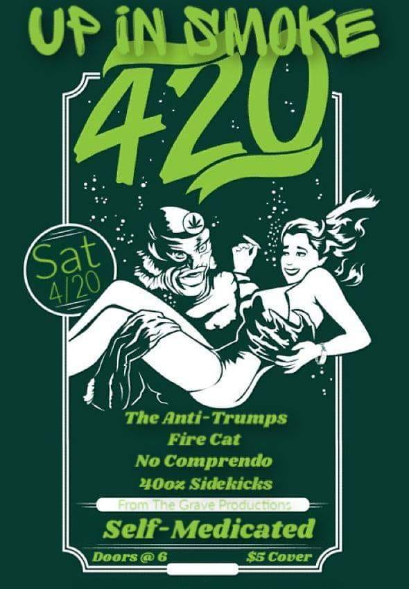 420 Chicago Party Punk Show